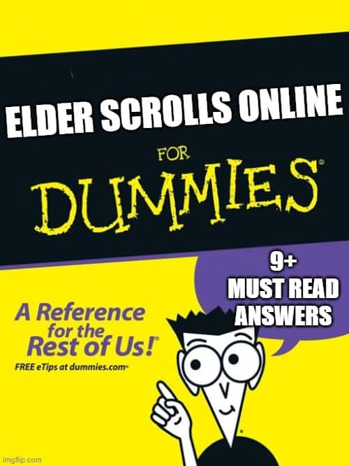 ESO for Dummies