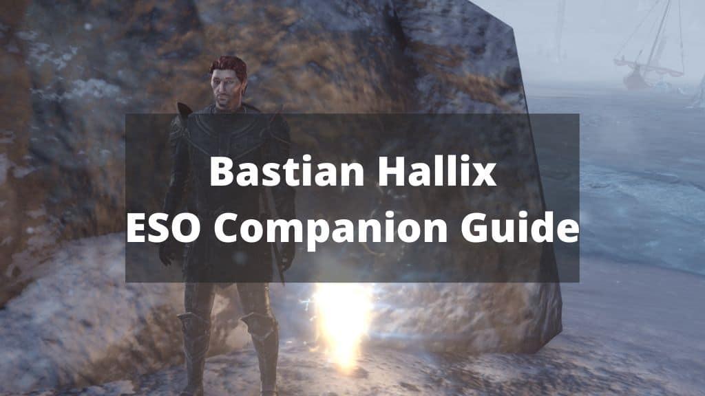Bastian Hallix Companion ESO