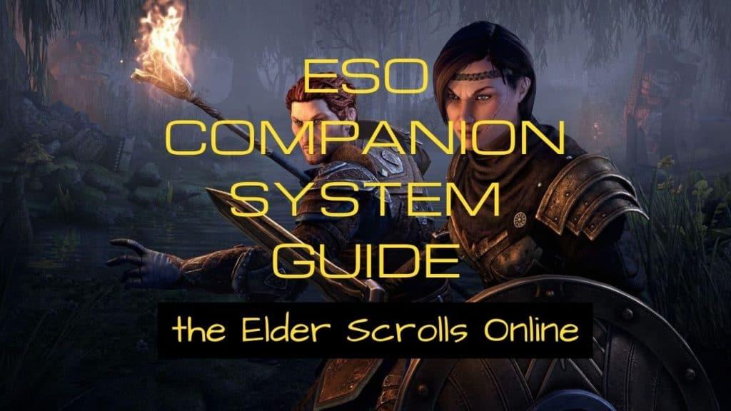 ESO Companion System guide